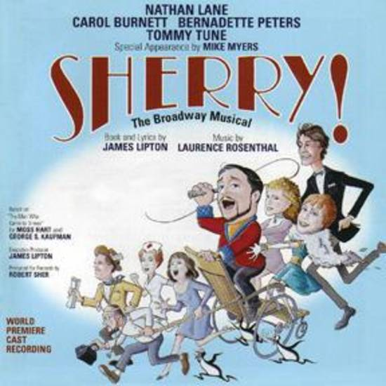Sherry! - Studio Cast Recording