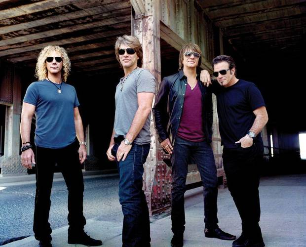 Bon Jovi - Provided Photo