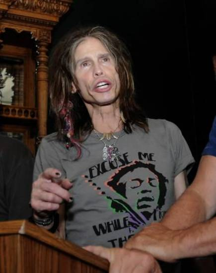 Steven Tyler could be a candidate for judge on American Idol.