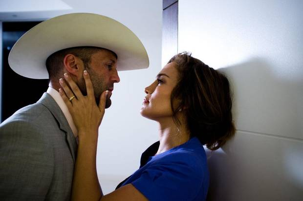 "Jason Statham and Jennifer Lopez star in ""Parker."" FilmDistrict photo <strong></strong>"