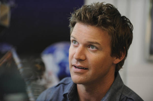 "Matt Passmore of ""The Glades"" - A&E Photo"
