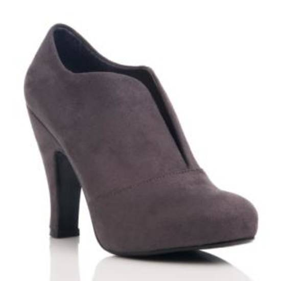 Kristin Chenoweth designed this shoe bootie for ShoeDazzle.