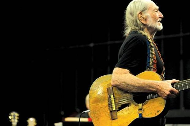 Willie Nelson's show tonight at OKC's Zoo Amphitheatre has been canceled due to an illness in the band. Photo provided.
