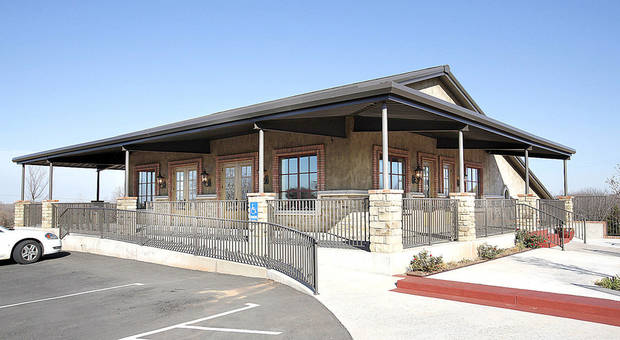 Clauren Ridge Vineyard and Winery, northwest of Edmond, opened to the public a few months ago.