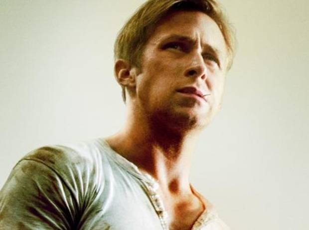 "Ryan Gosling appears in a scene from ""Drive,"" in which he worries about how much I will miss looking at him if he decides not to act in his directorial debut. I wish."