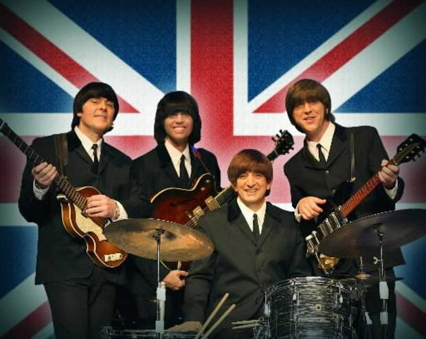 Liverpool Legends Beatles tribute band
