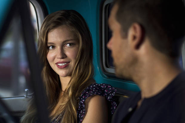 Lili Simmons and Antony Starr - Photo courtesy of Fred Norris/Cinemax