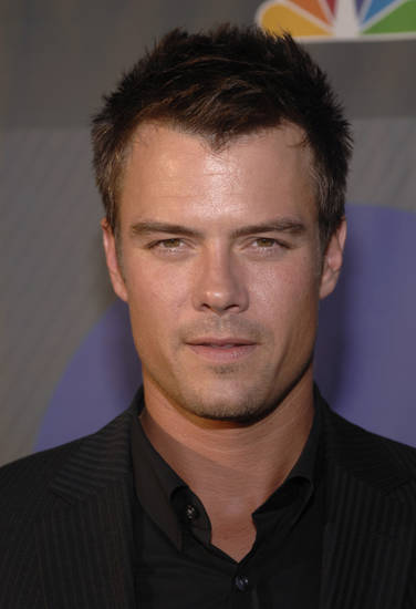 Actor Josh Duhamel attends the NBC All-Star Party Tuesday, July 17, 2007 in Beverly Hills, Calif. (AP Photo/Phil McCarten) ORG XMIT: CAPM139