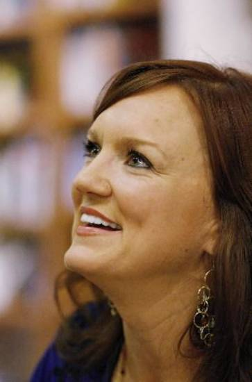 Ree Drummond, better known as The Pioneer Woman.