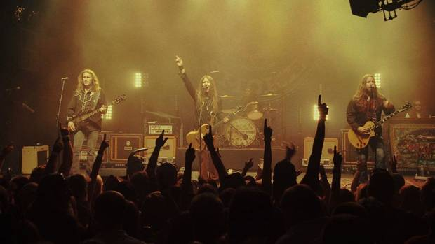 Blackberry Smoke in concert. <strong></strong>