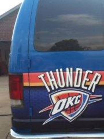 Thunder  Fan  Van