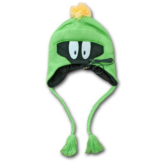 Marvin the Martian stocking cap with headphones Photo provided <strong></strong>