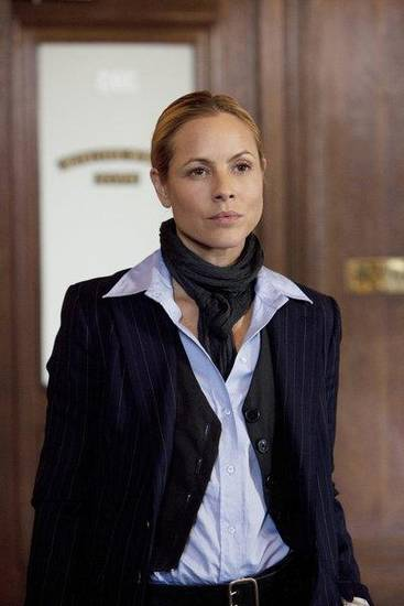 PRIME SUSPECT -- Episode: Pilot -- Pictured: Maria Bello as Det. Jane Timoney -- Photo by: Patrick Harbron/NBC