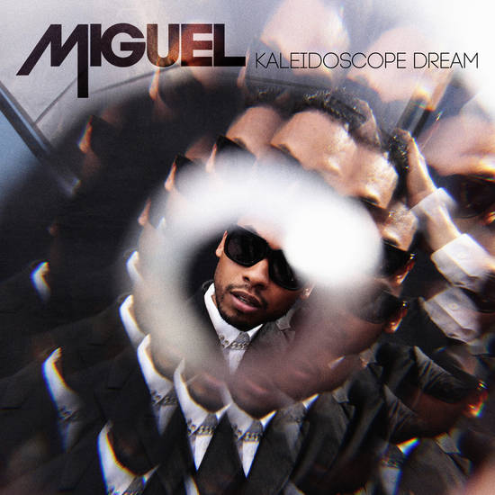 "This CD cover image released by RCA Records shows Miguel's, ""Kaleidoscope Dream."" (AP Photo/RCA Records)"