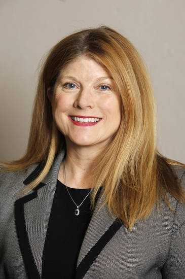 Suzie Symcox is executive vice president and chief administrative officer of First Fidelity Bank in Oklahoma City. Photo by Paul B. Southerland, The Oklahoman <strong>PAUL B. SOUTHERLAND</strong>