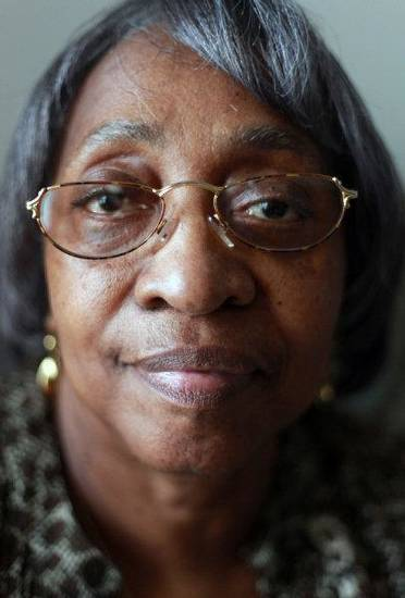 "Relelie Rogers, 68, worked as a domestic house worker for years. The new movie ""The Help"" highlights the plight of women who worked cleaning the homes of others at a time when that was almost the only job available for them. McClatchy-Tribune photo <strong>REGINA H. BOONE</strong>"