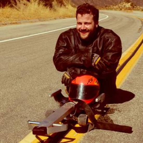 Kevin Michael Connolly - Travel Channel Photo