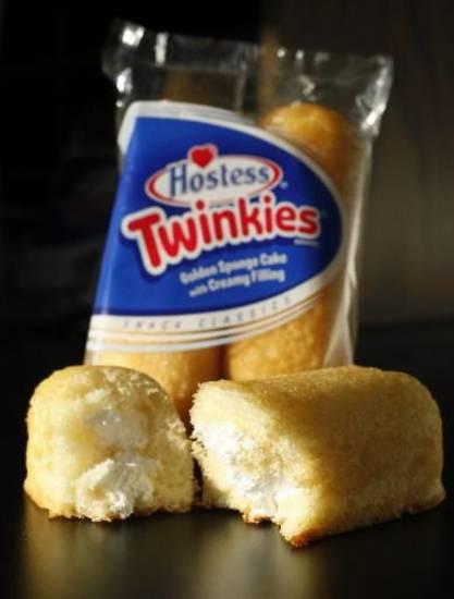 "Over the decades, Twinkies have made cameo appearances in many movies, from ""WALL-E"" to ""Zombieland."" (AP file)"