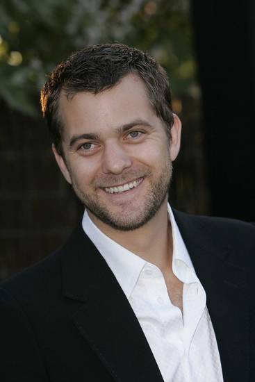 Joshua Jackson - AP Photo