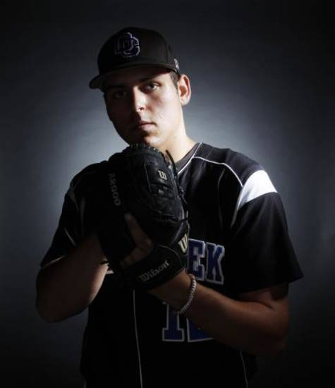 Deer Creek pitcher Michael Fulmer was selected with the 44th pick of the MLB Draft by the New York Mets.