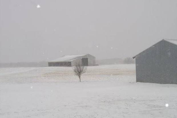 Winters Day On The Farm<br/><b>Community Photo By:</b> Mary Stephens<br/><b>Submitted By:</b> Mary, Washington