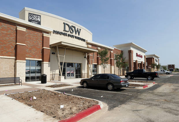 new retail development in the metro area. The best examples are in Norman: Crest and DSW/Homegoods/Michael's in the University North Park area. on Wednesday, Aug. 21, 2013 in Norman, Okla.  Photo by Steve Sisney, The Oklahoman