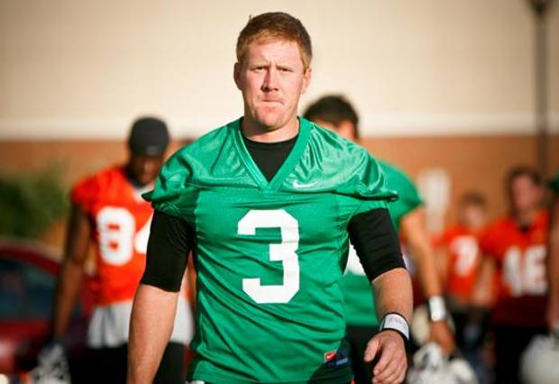 Weeden isn't a wily old vet just yet.