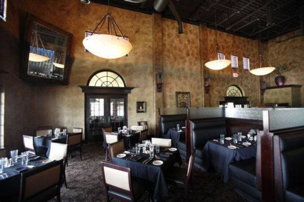 RESTAURANT: Opus Prime Steakhouse in Oklahoma City, Oklahoma , Thursday, June 3, 2011. Photo by Steve Gooch ORG XMIT: KOD &lt;strong&gt;Steve Gooch - THE OKLAHOMAN&lt;/strong&gt;