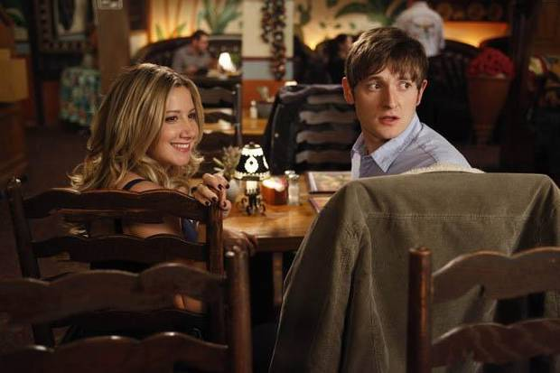 "Ashley Tisdale and Lucas Neff in ""Raising Hope - Fox Photos"