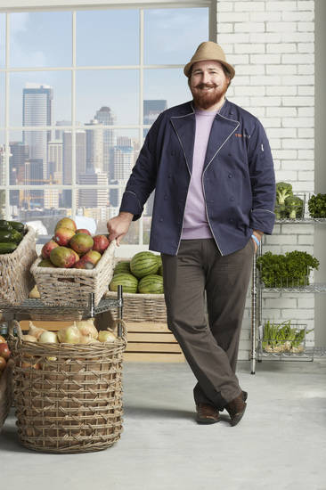 "Joshua Valentine competed in season 10 of ""Top Chef."" Photo by: Matthias Clamer/Bravo <strong>Bravo - Matthias Clamer/Bravo</strong>"