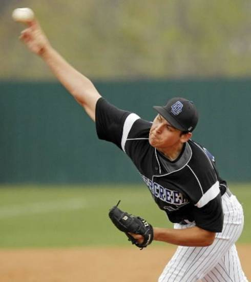 Deer Creek's Michael Fulmer is one step closer to accomplishing his dream of playing in MLB.