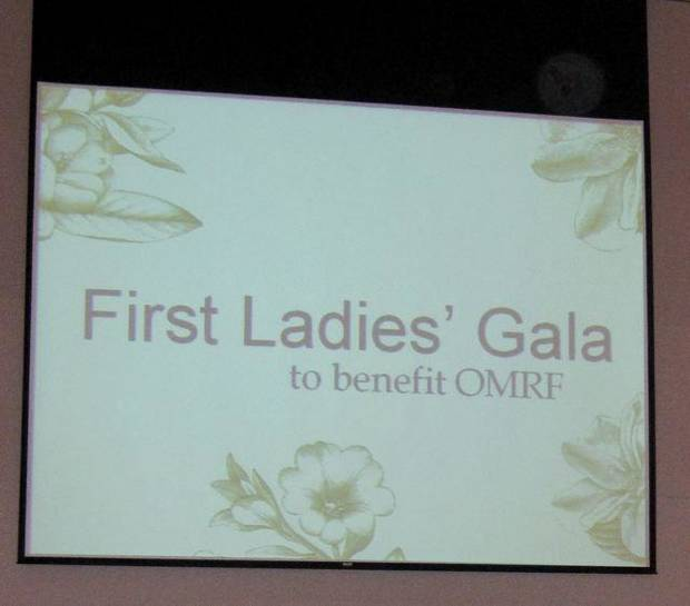 FIRST LADIES GALA