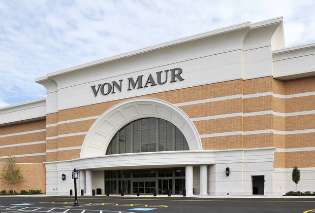 A recently opened Von Maur department store at Atlanta�s Perimeter Mall is shown. AP Photo