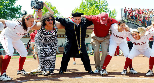 PHOTO COURTESY OU ATHLETICS COMMUNICATIONS <strong>Ty Russell</strong>