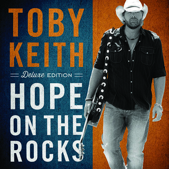 ?Hope on the Rocks? by Toby Keith. <strong></strong>