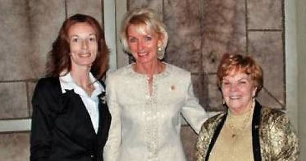 Lisa Williams, Dana Murphy, Louise Vestal.  Photo provided