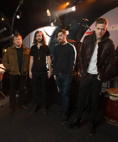 Imagine Dragons (AP file)