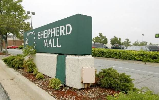 One of two campus locations ATI Career Training Center has closed is located at Shepherd Mall.  File photo by Bryan Terry