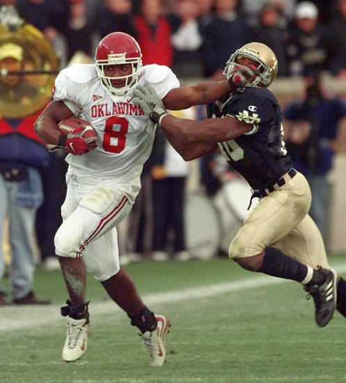 The Sooners learned a valuable lesson the last time they played in South Bend in 1999.