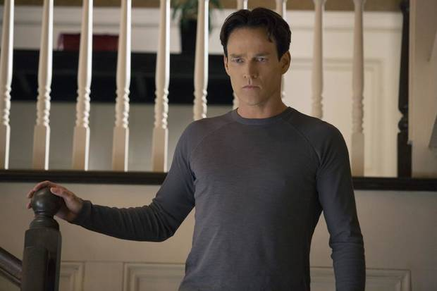 "Stephen Moyer stars in ""True Blood."" Photo by John P. Johnson/Courtesy of HBO"