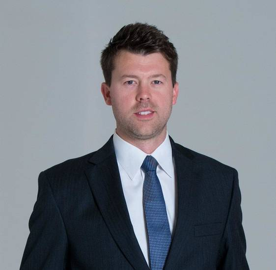 E. Blake Jackson, vice president, digital at Saxum. <strong></strong>