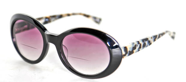 Reader sunglasses sold at Lime Leopard.  Photo by Chris Landsberger, The Oklahoman