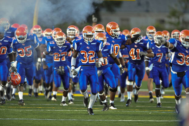 Savannah State University verses Howard University in Savannah, Ga., Saturday, Oct. 1, 2011. (Photo by Stephen Morton)