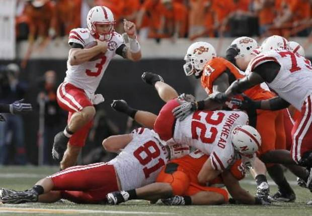 Bottom line: Nebraska was better, and more physical, than OSU on Saturday.