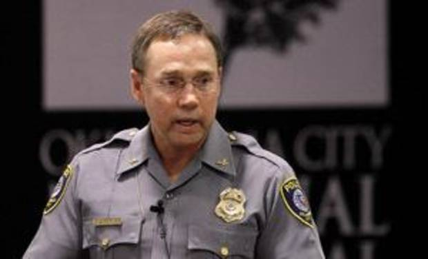 Oklahoma City Police Chief Bill Citty speaks about his experiences during the Oklahoma City bombing during the Oklahoma City National Memorial &amp; Museum series, Stories of Hope, Friday, Aug. 6, 2010. Photo by Doug Hoke, The Oklahoman