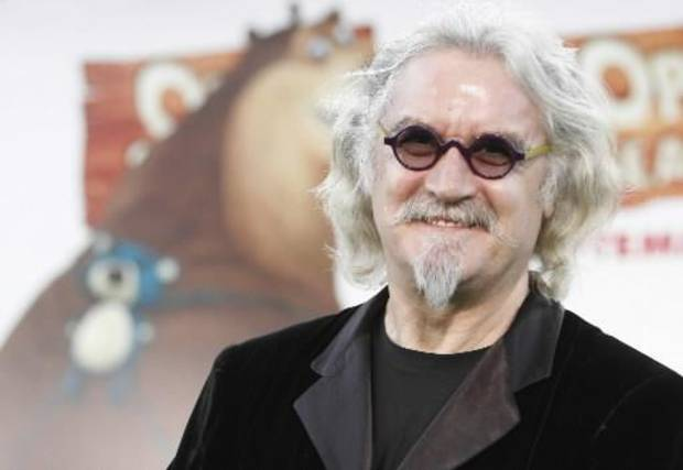 Billy Connolly (AP file)