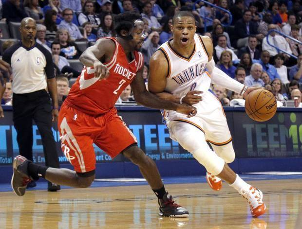 Thunder plans to rest Russell Westbrook during back-to-backs in…