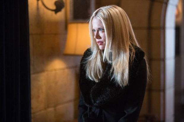 "GRIMM -- ""A Dish Best Served Cold"" Episode 303 -- Pictured: Claire Coffee as Adalind Schade -- (Photo by: Scott Green/NBC)"