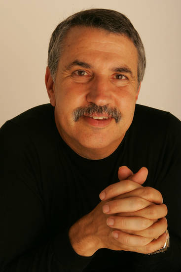 Thomas L. Friedman. Photo provided