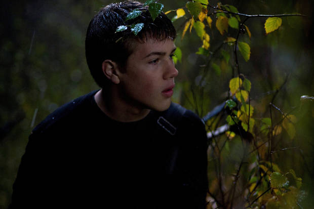 "Connor Jessup stars in ""Falling Skies"" - TNT Photo"